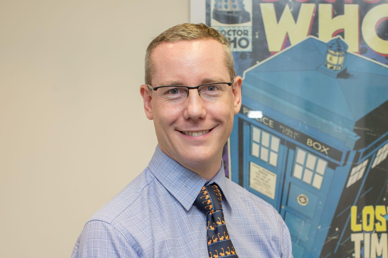 Cairns Doctors-Dr Matthew Warbuton headshot