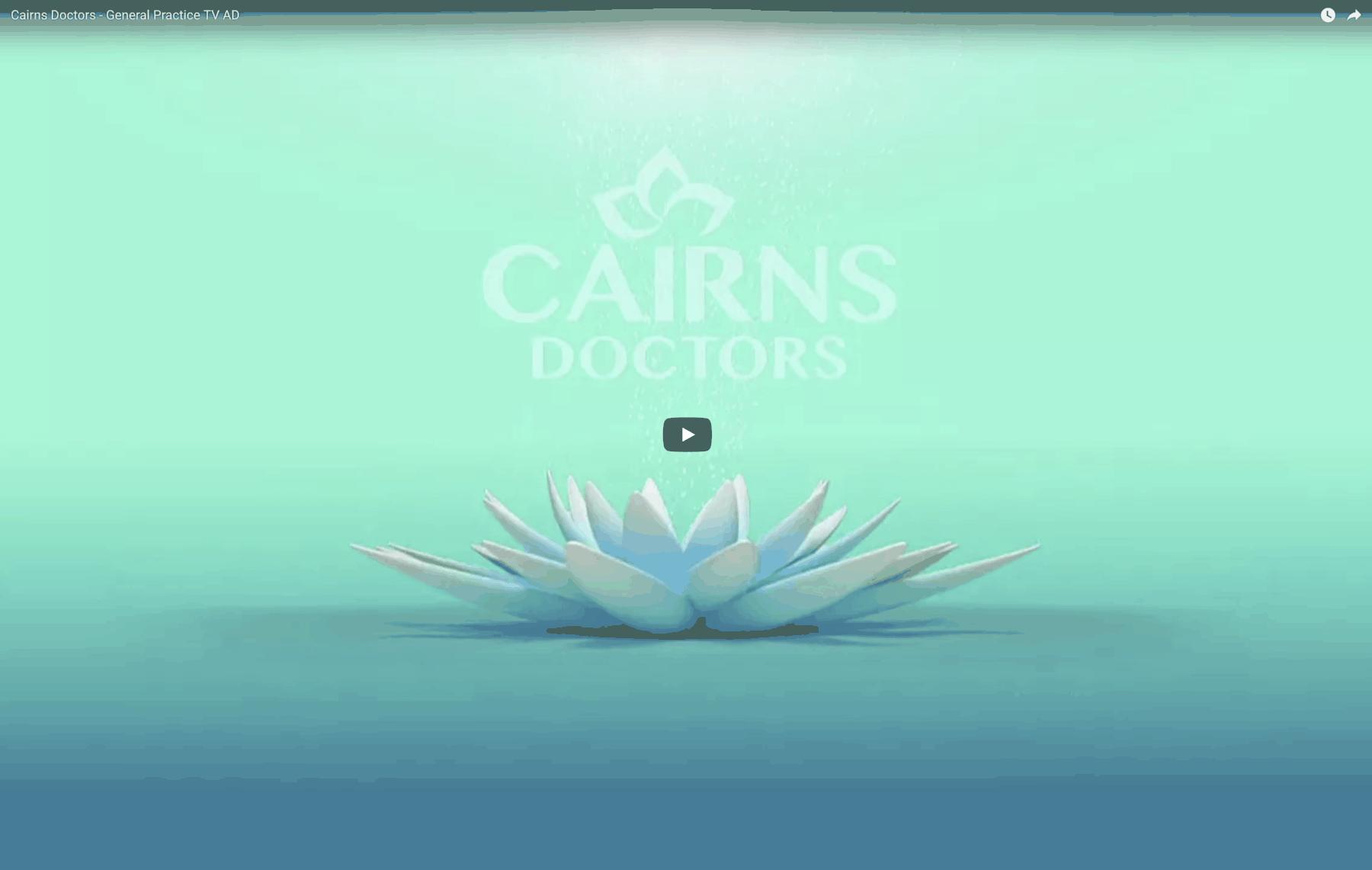 Cairns Doctors General TV Advertisement