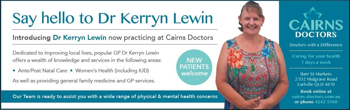 New Doctor Joins Cairns Doctors - Cairns Doctors